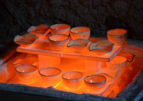 Taller de cerámica Rakú - Can Julià